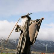 Gandalf can create a fellowship and take you on a quest as part of your next event or conference. © enthuse