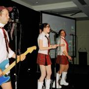 Head back to school with entertainment and band fully decked out in school uniforms - can includes lots of interaction and school fun - good and bad... © entuse